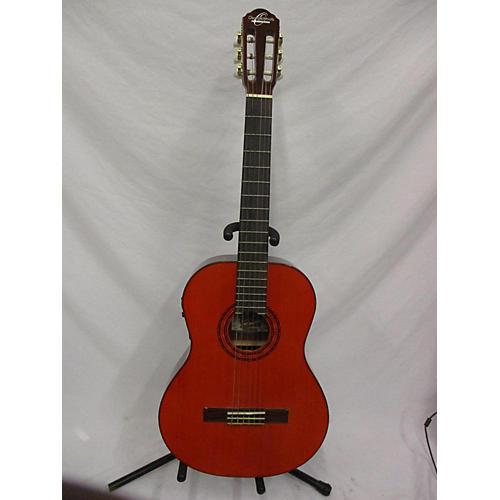 Oscar Schmidt 0C9E Classical Acoustic Electric Guitar