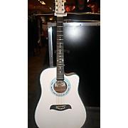 Oscar Schmidt 0G2CE Acoustic Electric Guitar