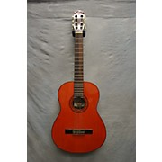 Oscar Schmidt 0c9e Classical Acoustic Electric Guitar