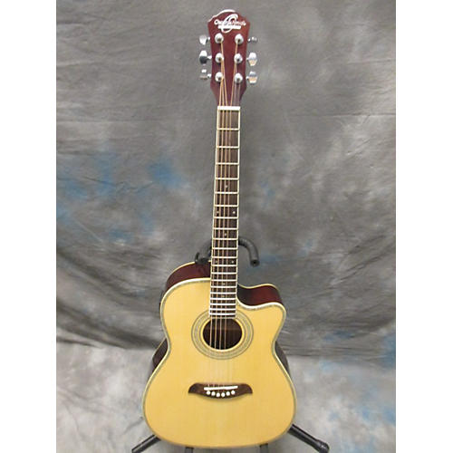 Oscar Schmidt 0g1ce Acoustic Electric Guitar-thumbnail