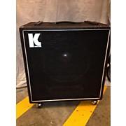 Kustom 1-15b Bass Cabinet