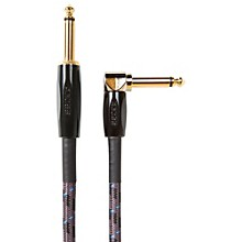 """Boss 1/4"""" Angle - Straight Instrument Cable"""