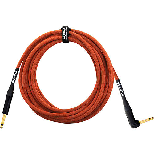 Orange Amplifiers 1/4 Inch Right Angle Instrument Cable