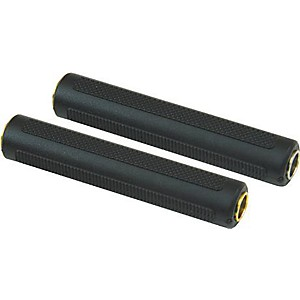 American Recorder Technologies 1/4inch Female to 1/4inch Female Stereo Adap... by American Recorder Technologies