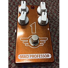 Mad Professor 1 BROWN SOUND REVERB DISTORTION Effect Pedal