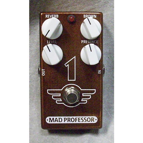 Mad Professor 1 Brown Effect Pedal