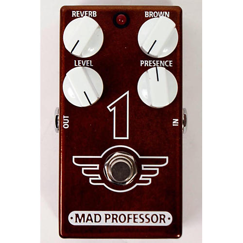 Mad Professor 1 Guitar Effects Pedal  888365150000