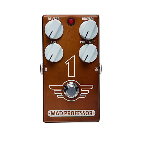 Mad Professor 1 Guitar Effects Pedal