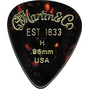 Martin #1 Guitar Pick Pack by Martin