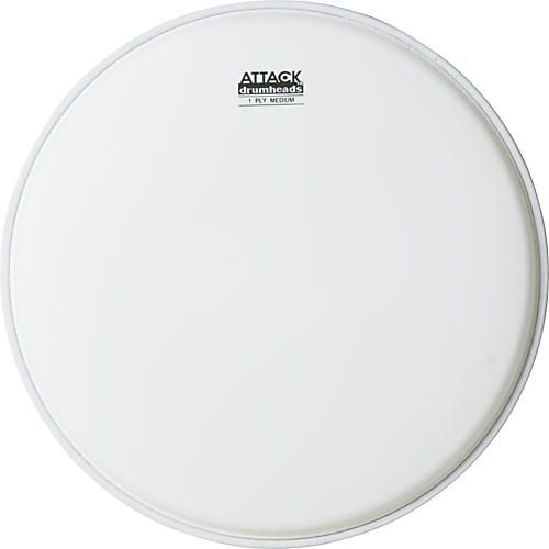 Attack 1-Ply Medium Coated Drumhead