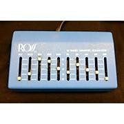 Ross 10 Band EQ Pedal