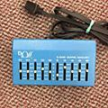 Ross 10 Band Graphic Equalizer Pedal  Thumbnail