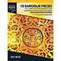 Ricordi 10 Baroque Pieces - Transcribed for Flute and Piano (1-2 Flutes and Piano) Woodwind Solo Series Softcover thumbnail