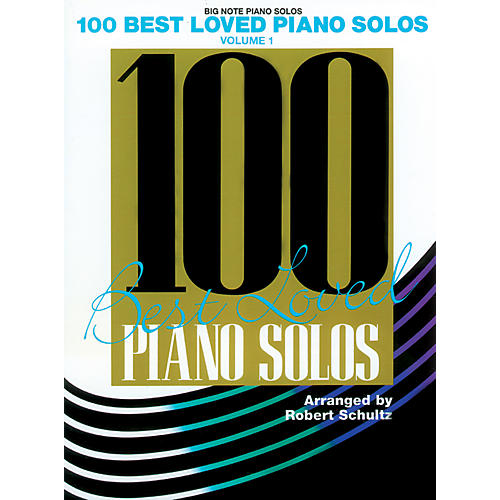 Alfred 100 Best Loved Piano Solos, Volume 1 Book-thumbnail