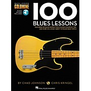 Hal Leonard 100 Blues Lessons - Bass Lesson Goldmine Series Book/Online Audio
