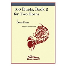 Southern 100 Duets, Book 2 (Horn Duet) Southern Music Series Arranged by Lorenzo Sansone