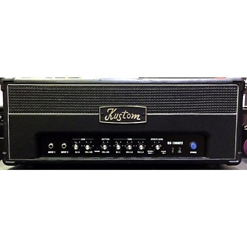 Kustom 100 HFX Solid State Guitar Amp Head