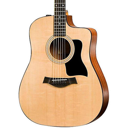 Taylor 100 Series 110CE Dreadnought Acoustic-Electric Guitar-thumbnail