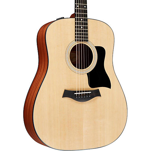 Taylor 100 Series 110e Dreadnought Acoustic-Electric Guitar Natural