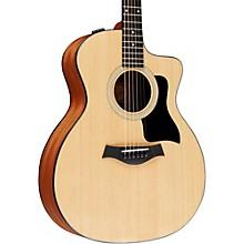 Taylor 100 Series 114ce Grand Auditorium Acoustic-Electric Guitar