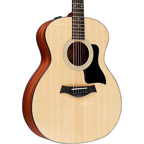 Taylor 100 Series 114e Grand Auditorium Acoustic-Electric Guitar Natural