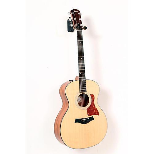 Taylor 100 Series 2015 114e Grand Auditorium Acoustic-Electric Guitar Natural 888365218465