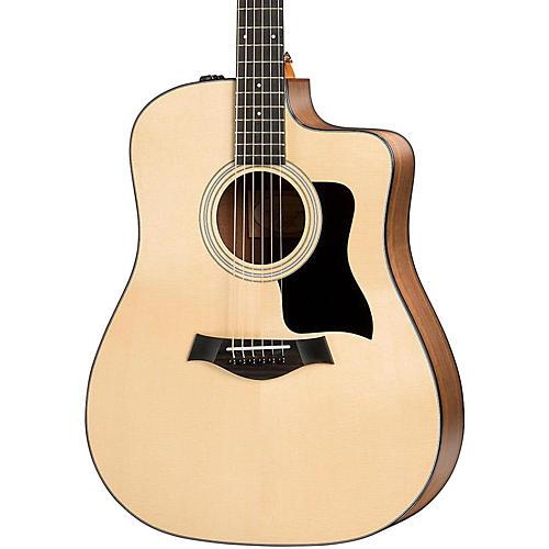 Taylor 100 Series 2017 110ce Dreadnought Acoustic-Electric Guitar-thumbnail