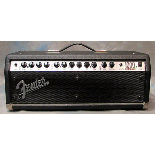Fender 1000 Roc Pro Amp Head Solid State Guitar Amp Head