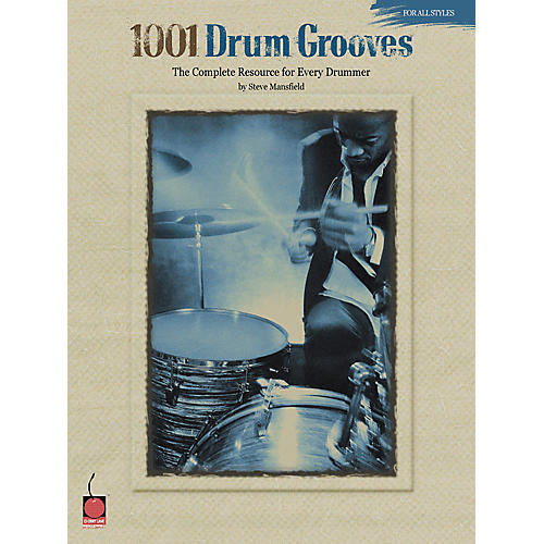 Cherry Lane 1001 Drum Grooves - Book-thumbnail