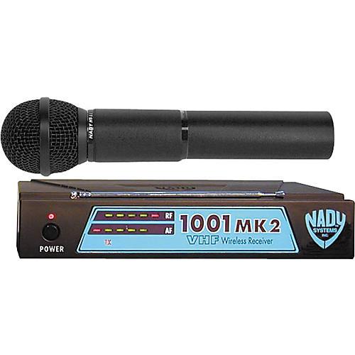 Nady 1001 MK2 Handheld Wireless Microphone System