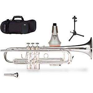 Kanstul 1001 Series Bb Trumpet Gift Kit by Kanstul