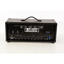 Jet City Amplification 100HDM 100W/50W Tube Guitar Amp Head Level 2 Black 888365956978