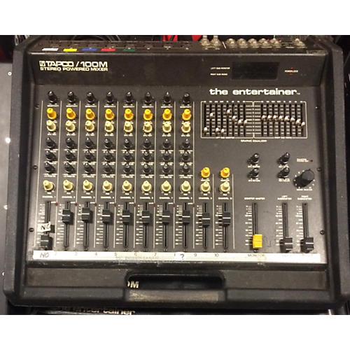 Tapco 100M Powered Mixer-thumbnail