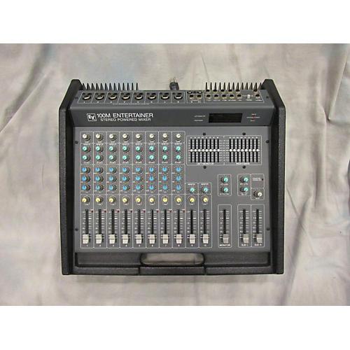 Electro-Voice 100m Entertainer Powered Mixer-thumbnail
