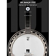 Hal Leonard 101 Banjo Tips Book/CD