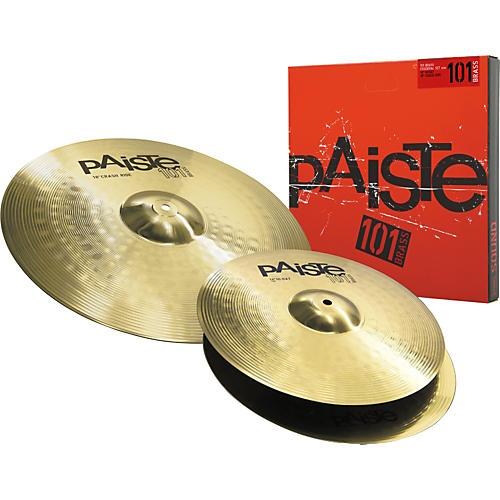 Paiste 101 Brass Essential Set 14/18
