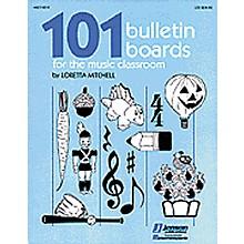 Hal Leonard 101 Bulletin Boards For the Music Classroom Book