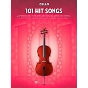 Hal Leonard 101 Hit Songs - Cello