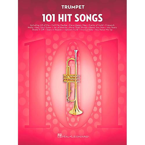 Hal Leonard 101 Hit Songs - Trumpet