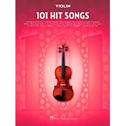 Hal Leonard 101 Hit Songs - Violin