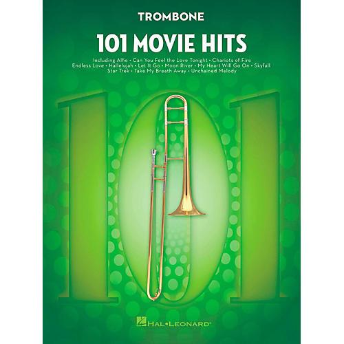 Hal Leonard 101 Movie Hits - Trombone-thumbnail