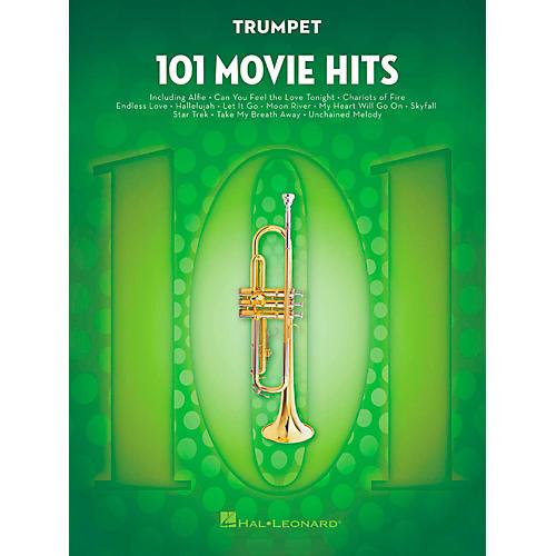 Hal Leonard 101 Movie Hits - Trumpet-thumbnail
