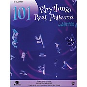 Alfred 101 Rhythmic Rest Patterns B-Flat Cornet (Trumpet)