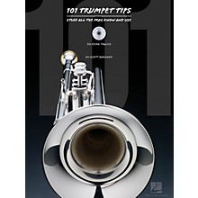 Hal Leonard 101 Trumpet Tips - Stuff All The Pros Know And Use Book/CD