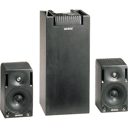 Genelec 1029A Monitors and 1091A Sub-Woofer Package-thumbnail