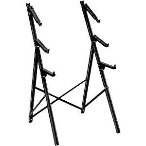 Standtastic 103KSB 60 inch Triple-Tier Keyboard Stand with Deluxe Bag by Standtastic