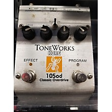 Korg 105od Classic Overdrive Effect Pedal