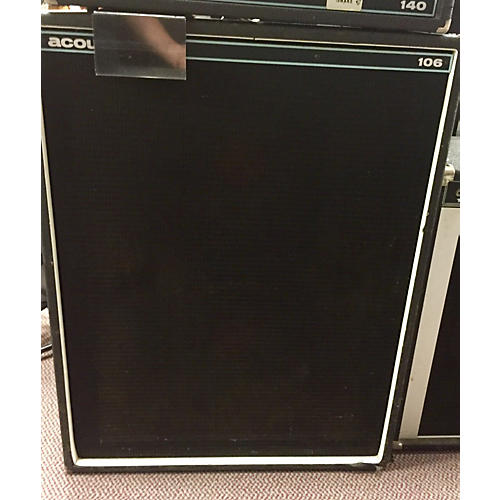 Used Acoustic 106 Bass Cabinet | Guitar Center
