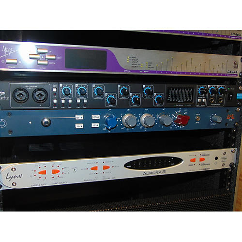 used bae 1073 rackmount microphone preamp guitar center. Black Bedroom Furniture Sets. Home Design Ideas