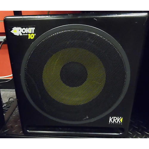 KRK 10S Subwoofer-thumbnail